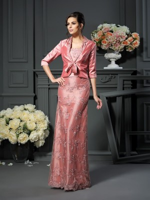 Taft 3/4 Ärmar Special Occasion Fashion Wrap