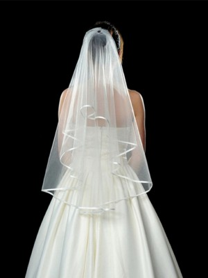 Elegant Tyll Wedding Veils