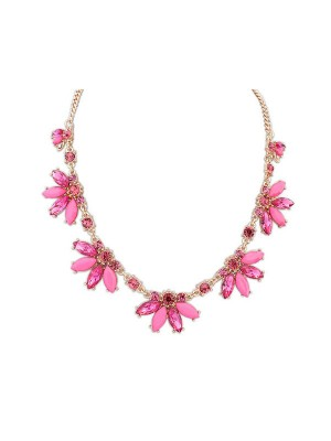 Occident All-match Fresh Sweet Fashion Necklace