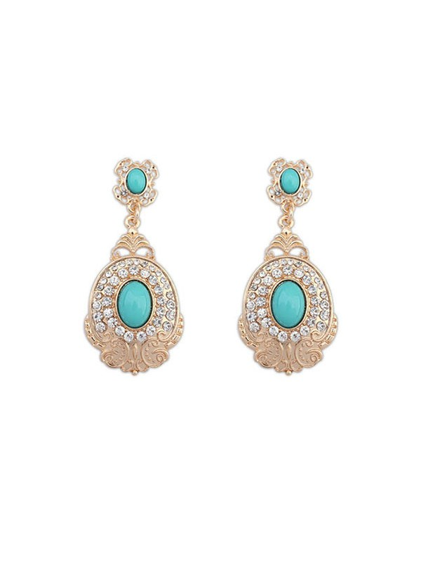 Occident Boutique Fashionable Simple Fashion Earrings