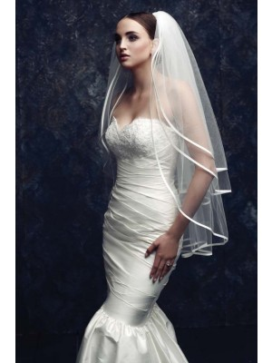 Gorgeous 3 Layer Tulle Bridal Veils