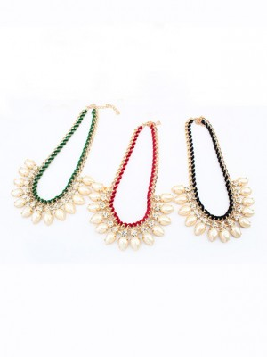 Occident Stylish Exquisite Water drop Hot Sale Necklace