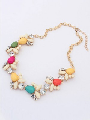 Occident Fresh Style Sweet Fashion Necklace