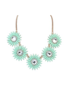 Occident Fashionable Fresh Sweet Fashion Necklace