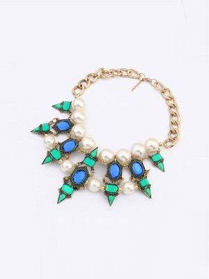 Occident Celebrity Street Shooting Fashionable Fashion Necklace