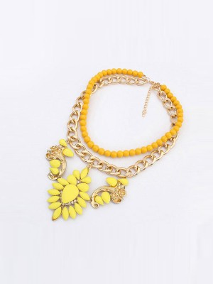Occident New Trendy Street Shooting Fashion Necklace